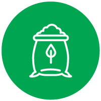 AgriculTech Fertilizer Icon